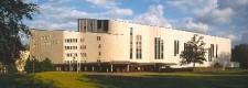 Aalto-Theater von der Huyssenallee aus
