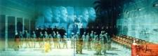 AIDA von Giuseppe Verdi, 1989, Inszenierung: Dietrich Hilsdorf, Ausstattung: Johannes Leiacker