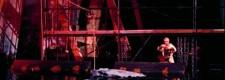 SIEGFRIED aus DER RING DES NIBELUNGEN von Richard Wagner, 1996, Inszenierung: Klaus Dieter Kirst, Ausstattung: Kathrin Kegler