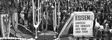 Sängerbundesfest 1962: Abschlussfest auf der ehemaligen Festwiese