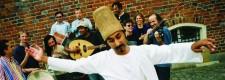 Transorient Orchestra mit dem Sufi-Tänzer Talip Elmasulu