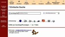 Thematische Suche im Online-Katalog der Stadtbibliothek