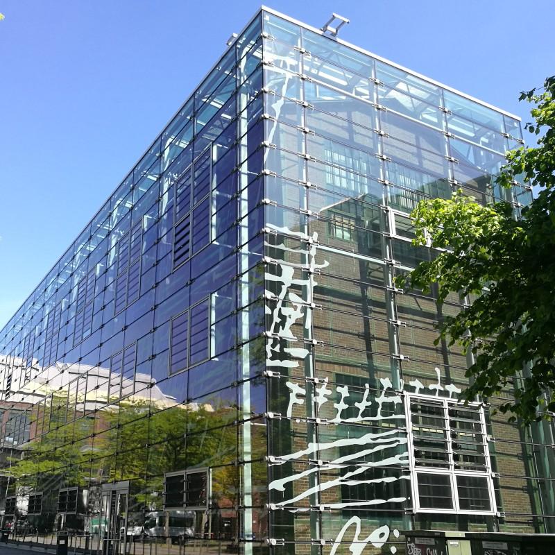 Foto: Gebäude der Folkwang Musikschule