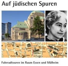 Titelbild Auf jüdischen Spuren