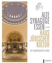 Titelbild: Katalog der Dauerausstellung der Alten Synagoge Essen