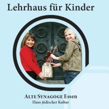 """Umschlag der Broschüre """"Lehrhaus für Kinder"""""""