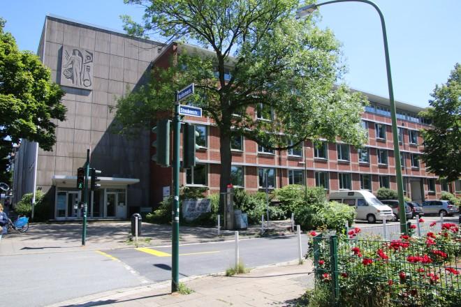 Foto: Verwaltungsgebäude Steubenstraße 53
