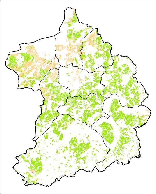Stadt Essen Karte.Bodenbelastungskarte