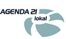 Grafik zeigt Logo der Agenda 21