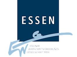 Logo und Schriftzug: EWG Esssener Wirtschaftsförderungsgesellschaft mbH