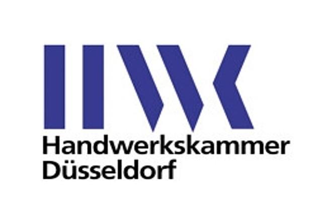 Logo und Schriftzug: Handwerkskammer Düsseldorf