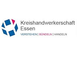 Logo und Schriftzug: Kreishandwerkerschaft Essen