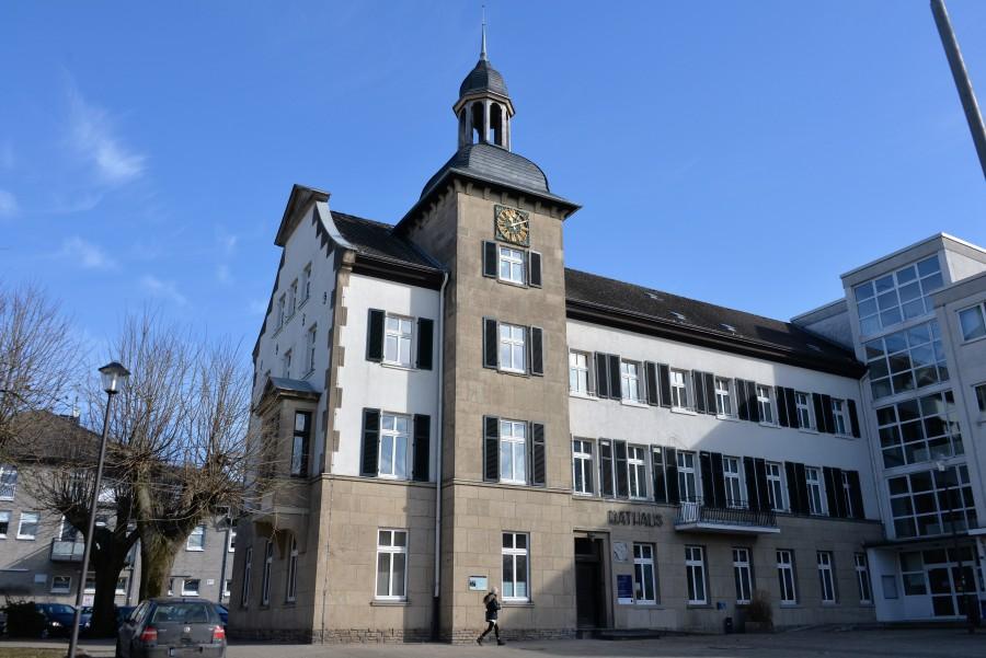 Sanierung Rathaus Kettwig