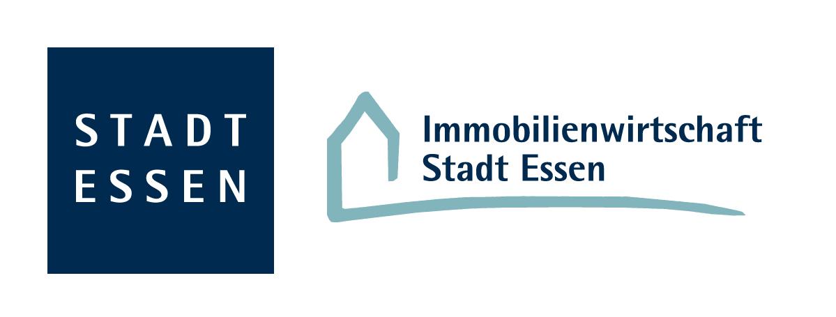 Logo der Immobilienwirtschaft der Stadt Essen