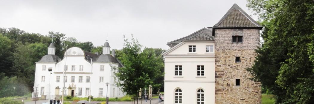 Foto: Bauensemble alter Gebäude