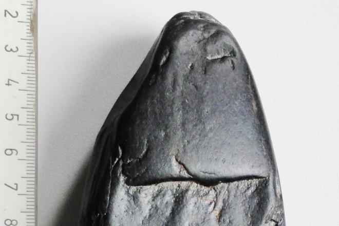 Foto: Steinzeitliche Axt aus Kettwig