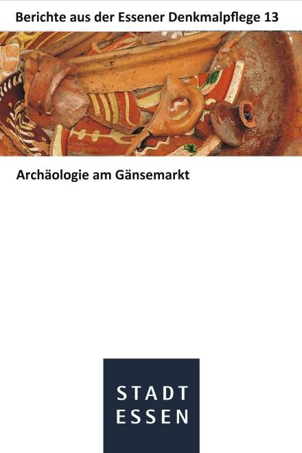 Titelblatt: Archäologie am Gänsemarkt