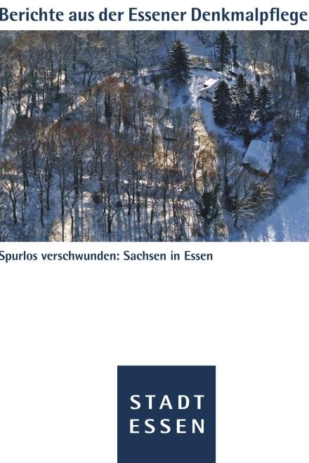 Cover des neuen Bandes mit der Vryburg | Bild: Dr. Baoquan Song (Ruhruniversität Bochum)