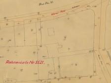 Historische Karte vom Bereich Hirschlandplatz bis Kettwiger Straße