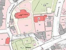 Die aktuelle Katasterkarte von Rellinghausen