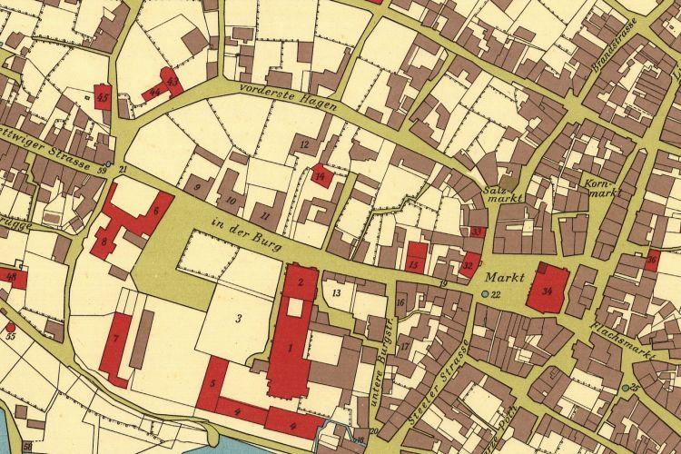 Stadt Essen Karte.Bildergalerie Historische Karten