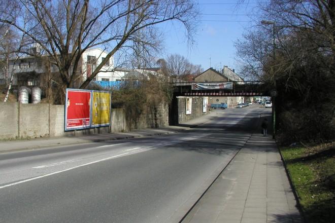 Foto: ehemalige Eisenbahnbrücke