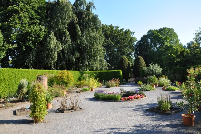 Kräuter- und Heilpflanzengarten im Grugapark