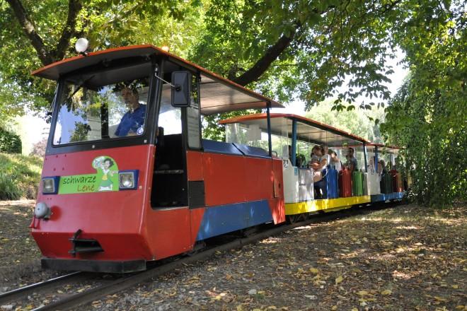 Grugbahn im Grugapark