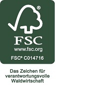 Logo FSC - Forest Stewardship Council