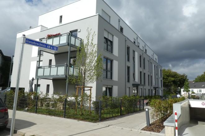 Foto: Neubau Giesebrechtstrasse