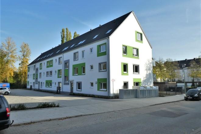 Foto: Neubau Förderobjekt Grundstraße
