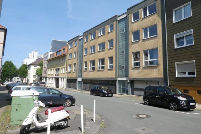 Foto: Altbebauung Dreilindenstrasse