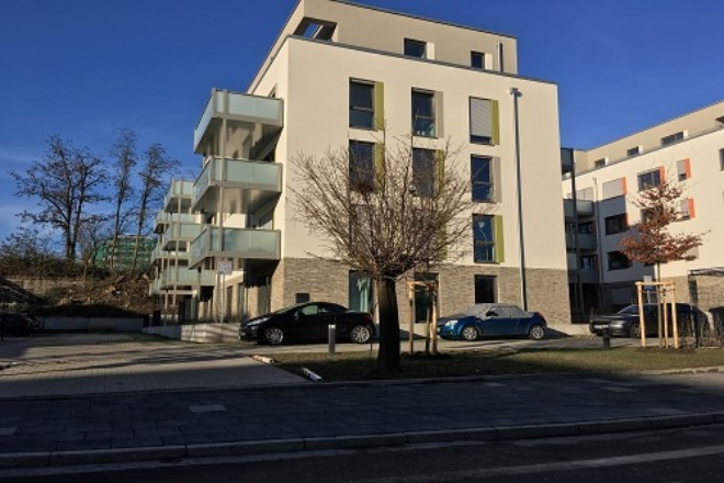 Foto: Neubau Bauprojekt Henri-Dunant-Straße
