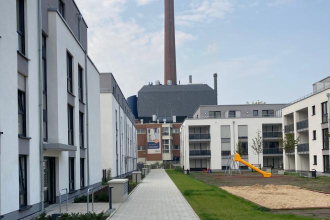 Foto: Neubau Bauprojekt Walpurgisstr.