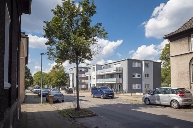 Foto: Neubau Bauprojekt Wildstrasse