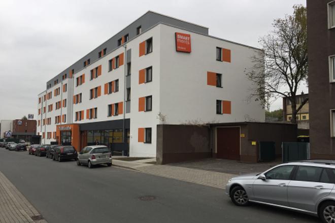 Foto: Wohnheim für Studierende Natorpstraße