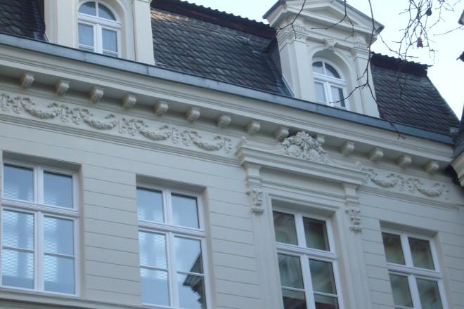 Foto: Hausfassade