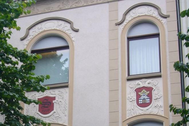 Foto: Fassadendetail