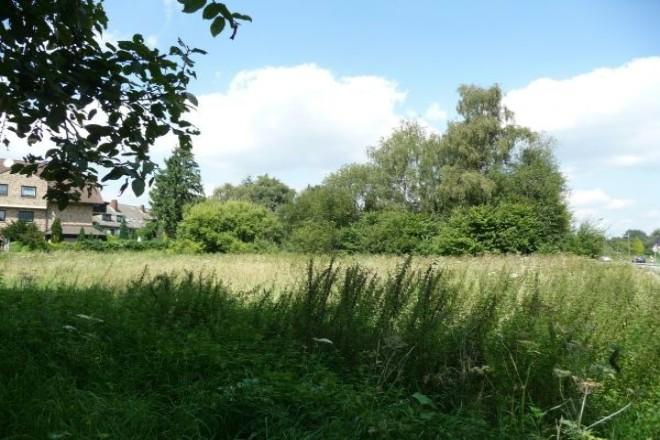 Foto: unbebautes Grundstück