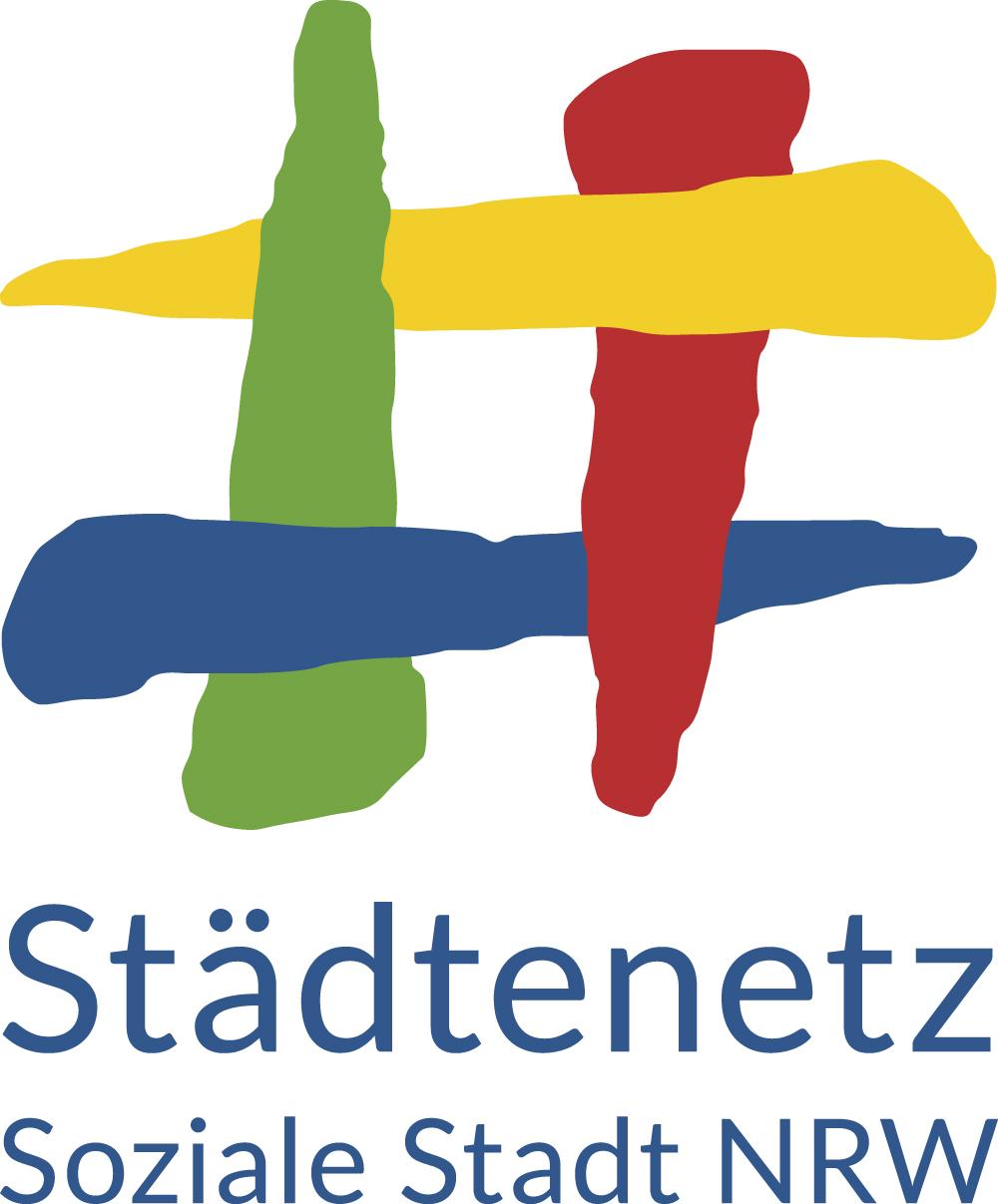Logo: Städtenetz Soziale Stadt NRW