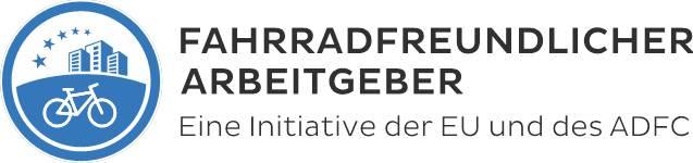 Logo: Fahrradfreundlicher Arbeitgeber