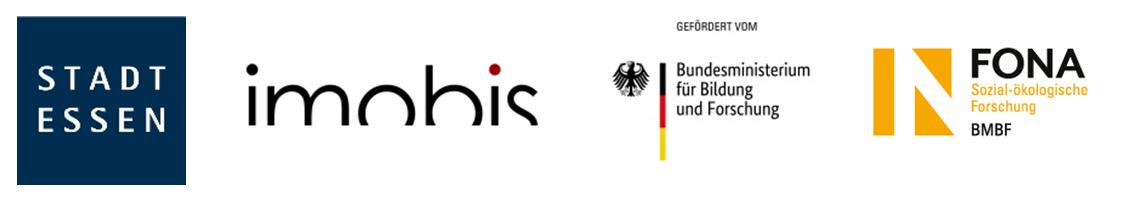 Logos der Projektförderung