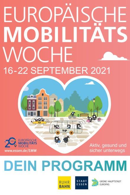 Grafik: Europäische Mobilitätswoche 2021