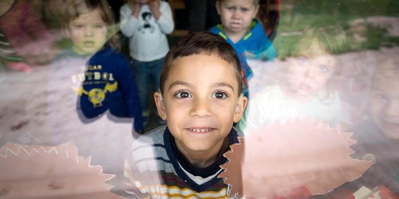 Foto: Flüchtlingskind