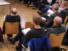 Anliegerworkshop zum BürgerRatHaus am 11. April 2018