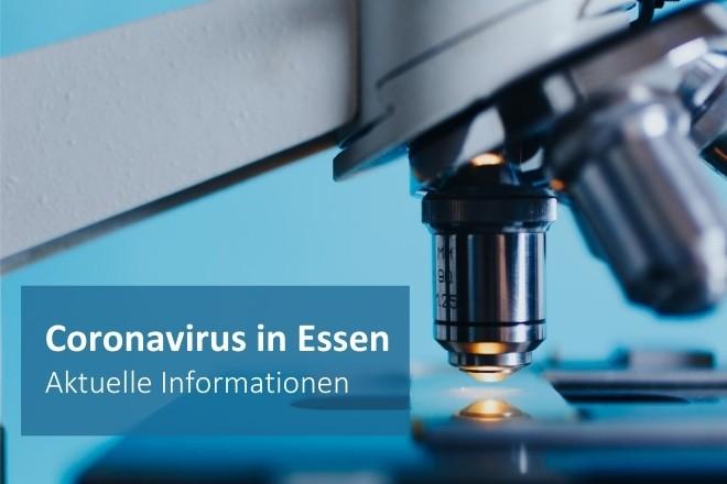 Grafik: Coronavirus in Essen: aktuelle Informationen