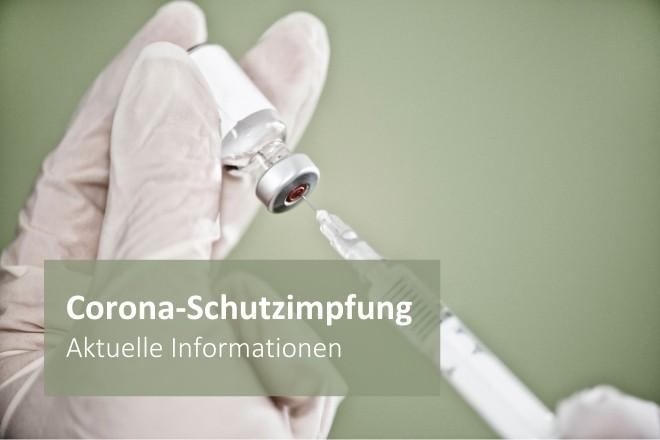 Stockfoto/Grafik: Corona-Schutzimpfung: Aktuelle Informationen
