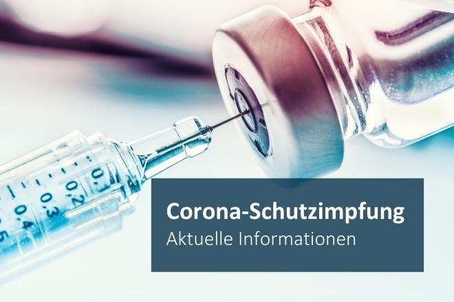 Grafik: Corona-Schutzimpfung: Aktuelle Informationen