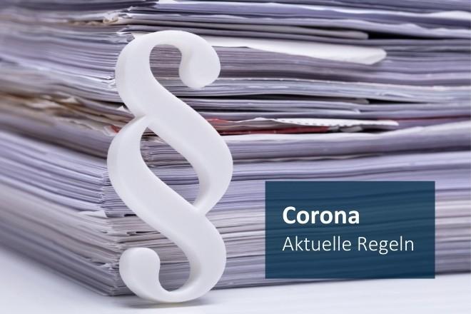 Grafik: Coronavirus: aktuelle Regeln