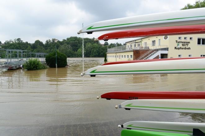 Hochwasser 2021 in Kupferdreh